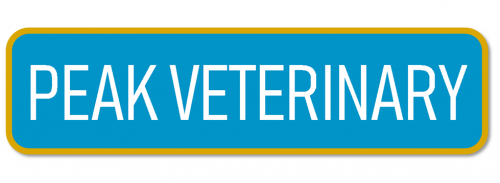 Peak Veterinary logo image
